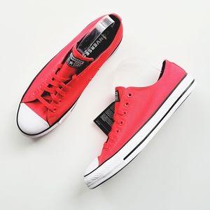 Converse CTAS OX Cherry Red/Black/White